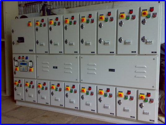 Presenting Power Safety of MCCB Panel Board